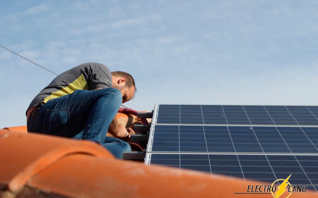 Instalación Solar Fotovoltaica – Vivienda San Vicente del Raspeig